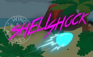 Shell Shock splash screen